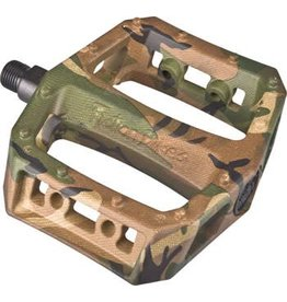 FictionBMX Fiction Mythos Pedals Jungle Camo