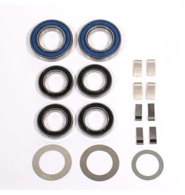 Profile Racing Profile Mini/Totem, or Madera V2 Cassette Hub Rebuild Kit