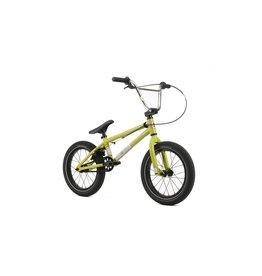 """Fit 2018 FIT Misfit 16"""" Deli Mustard BMX Bike"""