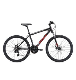 Fuji 2018 Fuji Adventure 27.5 Satin Black 17in Medium