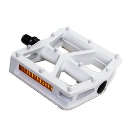 Black Ops Black-Ops Pedals, T-Bar, 1/2, White