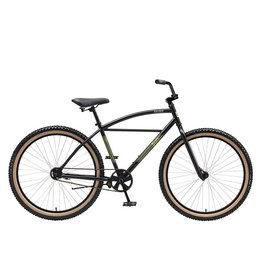 Sun Sun Rev-MX Steel M18 Coaster Brake, Black