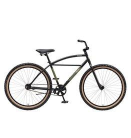 Sun Sun Rev-MX Steel M18 Coaster Brake, Black