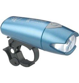 Planet Bike Planet Bike Beamer 5 Headlight: Blue