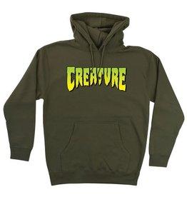 Creature Creature L/S Pullover Hoodie Creature Mens XL Sweatshirt