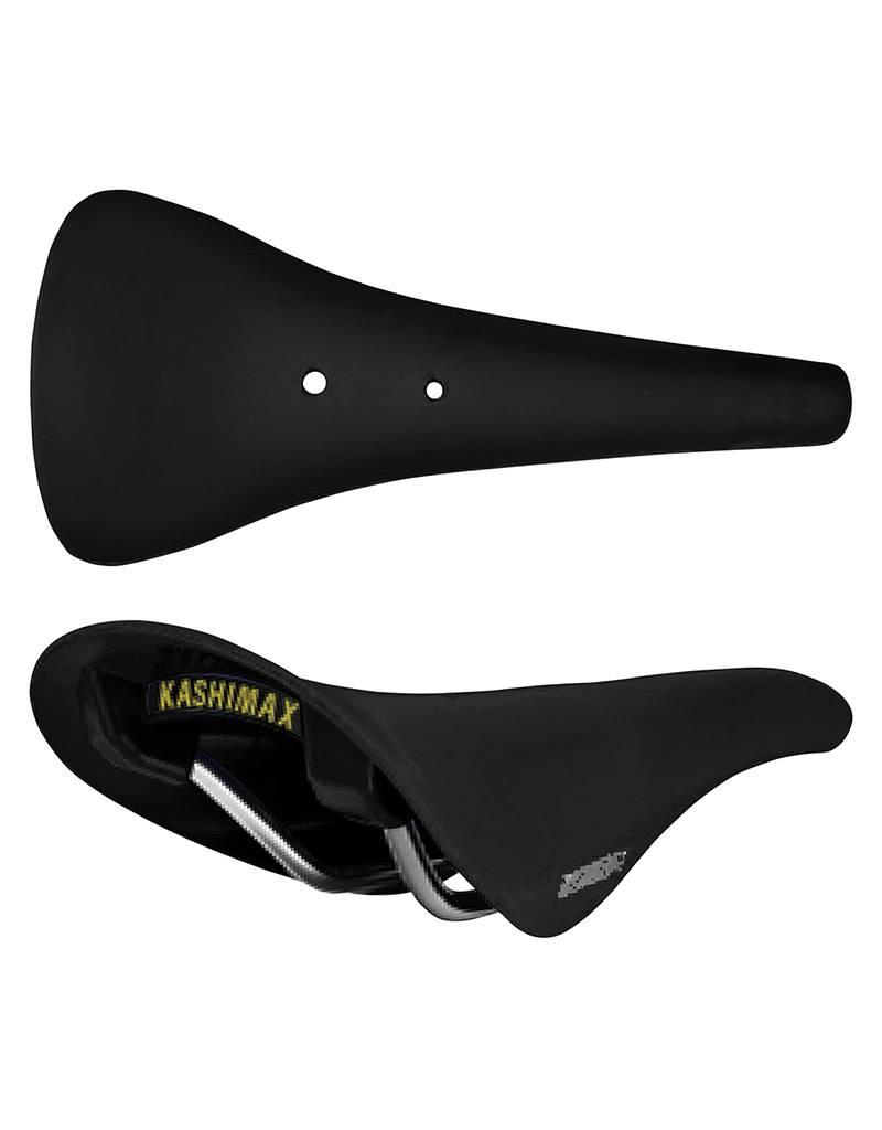 Kashimax Kashimax Aero Saddle AMX-C Plastic Black