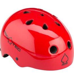 Pro-tec Pro-Tec Classic Helmet: Gloss Red, SM