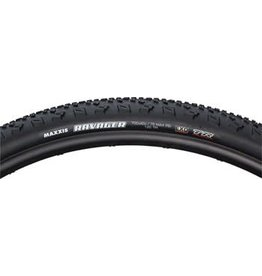 Maxxis Maxxis Ravager 700x40mm Tire 60tpi, Dual Compound, Silk Shield Casing, Tubeless Ready, Black