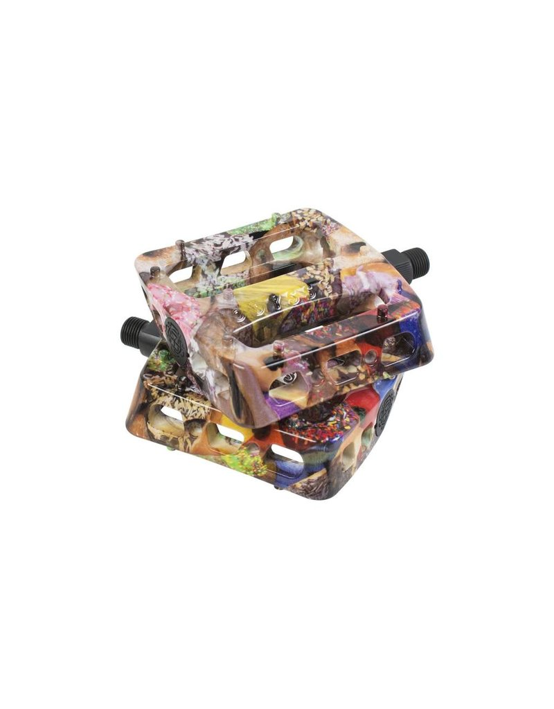 Odyssey Odyssey Twisted Pro PC 9/16 Pedals Donuts