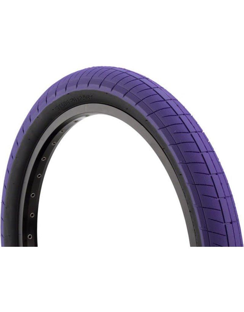 Salt Plus 20x2.4 Salt Plus Sting Tire 65 PSI Purple Tread/Black Sidewall