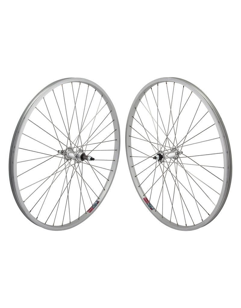 26x1.5 (559x19) Alloy Paralax, 5/6/7sp Wheelset