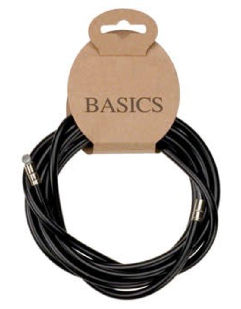 Jagwire Jagwire Basics Shift Cable and Housing Assembly, 1780mm Shimano/SRAM Huret/Suntour X-Press, Black