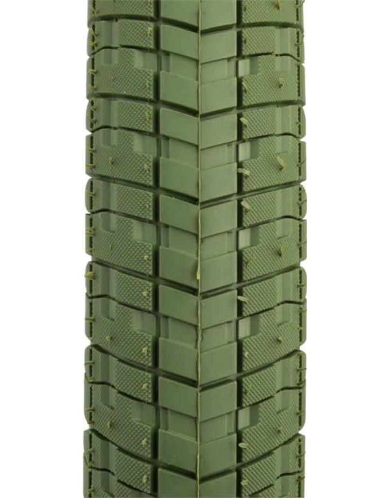 FictionBMX 20x2.3 Fiction Troop Tire Spec Ops Green