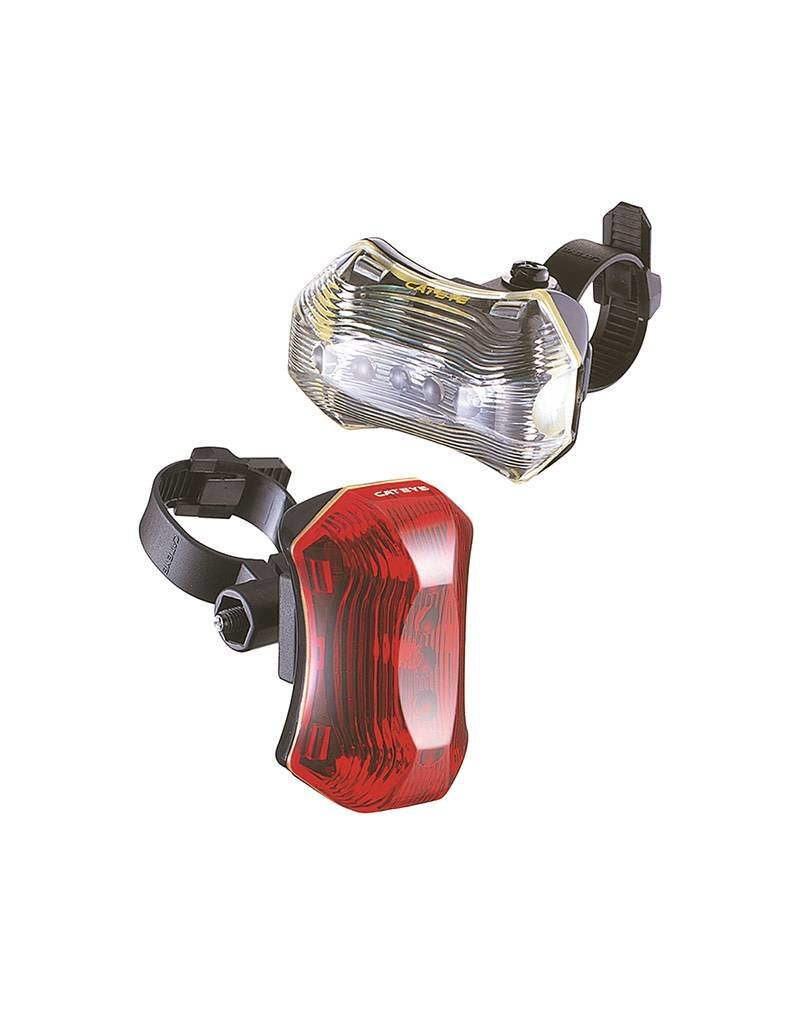 CatEye CatEye Front/Rear Light HL-TL-LD170 Combo Kit