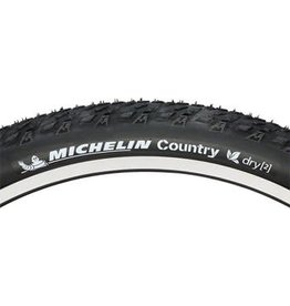Michelin 26x2.0 Michelin Country Dry 2 Tire, Black