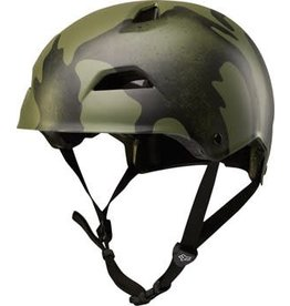 Fox Racing Fox Racing Flight Helmet: Camo LG