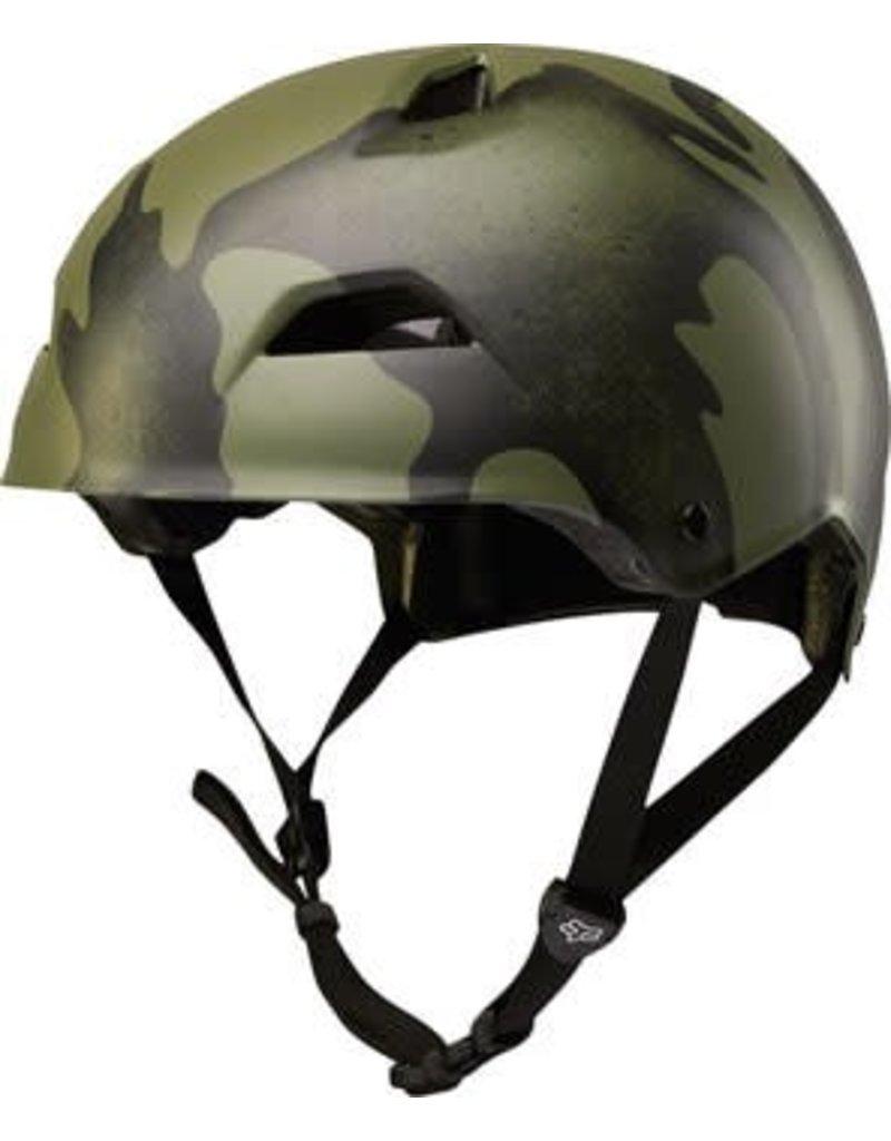 Fox Racing Fox Racing Flight Helmet: Camo LG