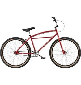 "We The People We The People Avenger 26"" 2018 Complete BMX Bike 23.15"" Top Tube Candy Red"