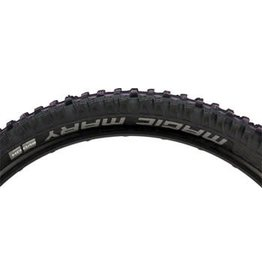 Schwalbe 27.5x2.35, Schwalbe Magic Mary Tire: Wire Bead, Addix, Bikepark, Black