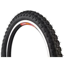 "Kenda 18x2.125"" Kenda/Sunlite K50 MX3 Tire Steel Bead Black"