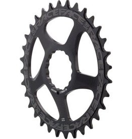 RaceFace RaceFace Narrow-Wide Chainring: Direct Mount CINCH, 10-12 speed, 28t Black