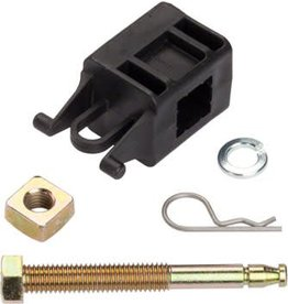 """Yakima Yakima 2"""" Receiver Hitch Bolt, Nut, Pin, Washer, and Retainer for DryDock, FullSwing and DoubleDown"""