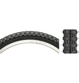 Kenda 12-1/2x2-1/4 Kenda K50 Tire: Black, Steel Bead