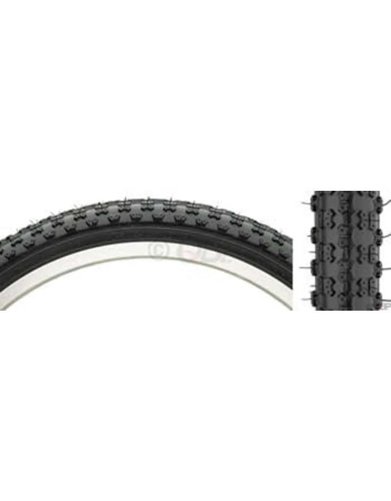 Kenda 12-1/2x2-1/4 Kenda K50 Tire: Black, Steel Bead