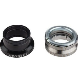 "Odyssey Odyssey Integrated Pro 1-1/8"" 45x45 Black Headset"