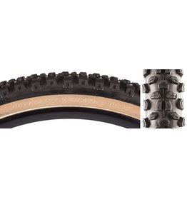 27.5x2.4 Sunlite CST MTB Tire CST1844 Black/Tan Wire Bead REV-MX