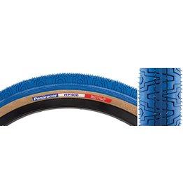 Panaracer 20x1.75 Panaracer Tire HP406 Wire Bead Blue Skinwall