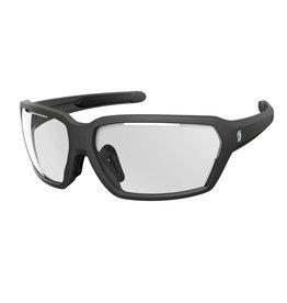 Scott Sunglasses Vector, Black, Matte Clear
