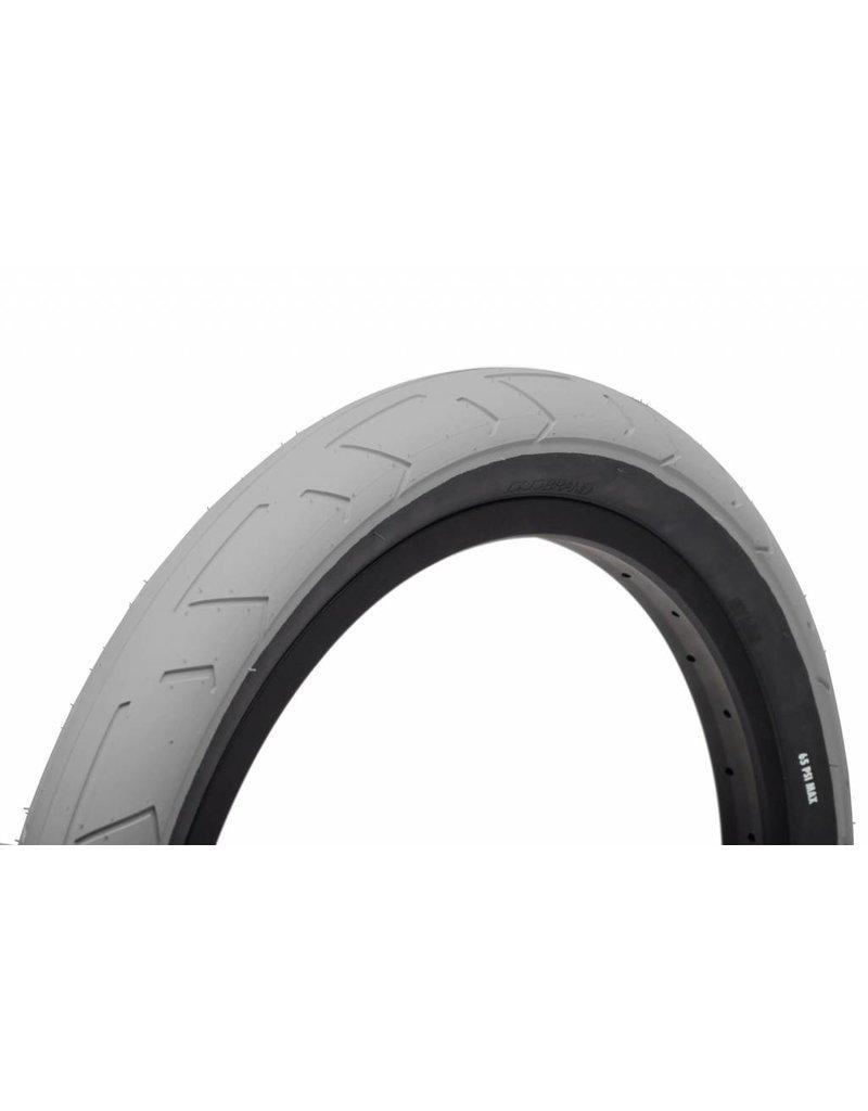 Kink 20x2.4 Duo High Street Low Tire, Gray Blackwall