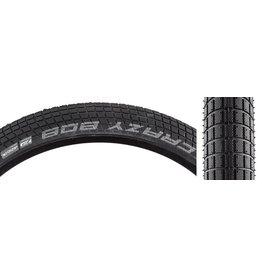 Schwalbe 26x2.35 Schwalbe CRAZY BOB Performance Tire Black DC Wire