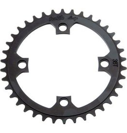 Profile Racing Profile Racing 4-bolt 104mm Chainring, 38t Black