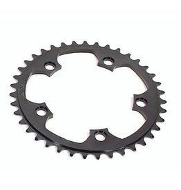 Profile Racing Profile Chainring - 37T, 110bcd, 5 Bolt, Black