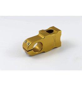 """Bassett Bassett Racing Threadless Stem (1-1/8"""") Gold"""