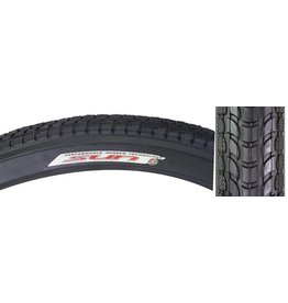 24x2.125 Sunlite Tire Black Cruiser K927