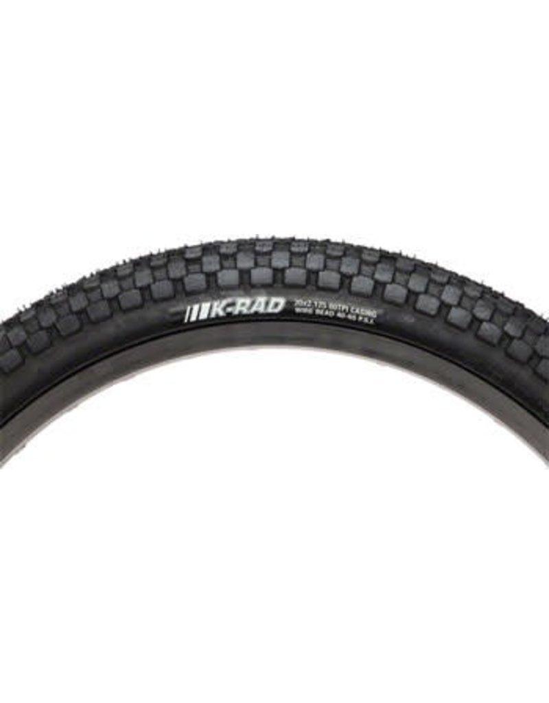 "Kenda Kenda K-Rad K905 Tire 24"" x 1 .95"" Steel Bead Black"