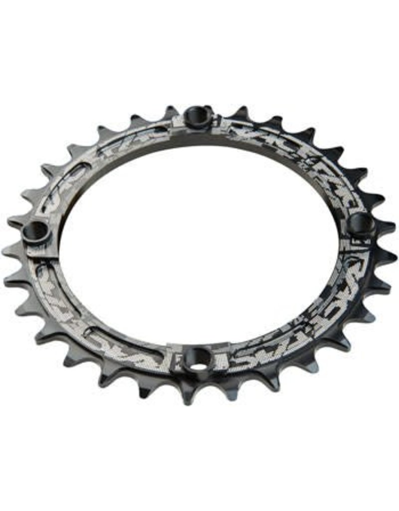 RaceFace RaceFace Narrow Wide Chainring: 104mm BCD, 32t, Black