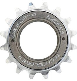 Excess Excess 3 Pawl Freewheel, 15 Tooth, 3/32', Chrome