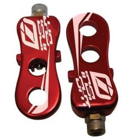 "Insight Insight Chain Tensioners 3/8"" Red"