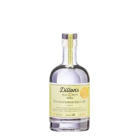 Unfiltered Gin 22 375mL