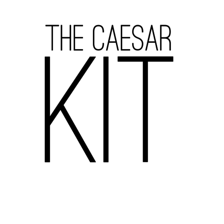 The Caesar Kit