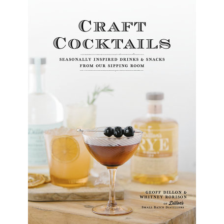 Dillon's Craft Cocktails Book