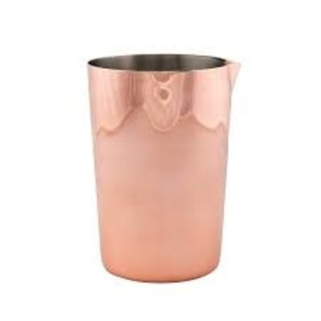 Copper Mixing Pitcher