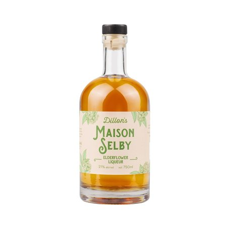 Maison Selby Elderflower Liqueur 750mL