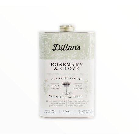 Dillon's Rosemary & Clove Syrup