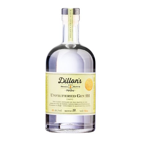 Unfiltered Gin 22 750mL