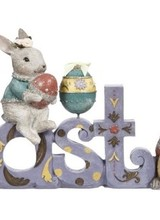 Mark Roberts Easter Rabbit Sign